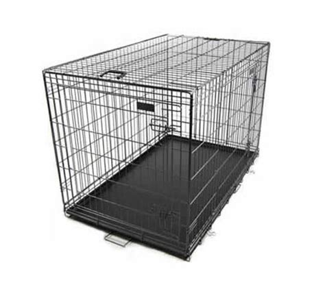 """Collapsible Pet Cage Dog Crate 42"""" Extra Large XL Size"""