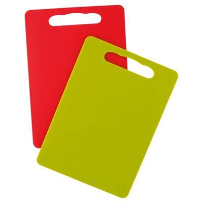 Buy Set of 2 Plastic Chopping Boards from our Chopping