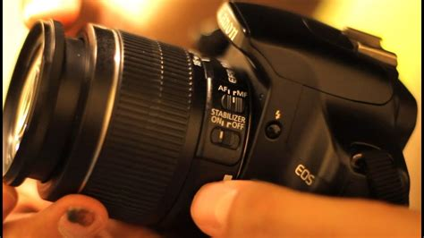 Canon EF-S 18-55mm IS ii Lens Review