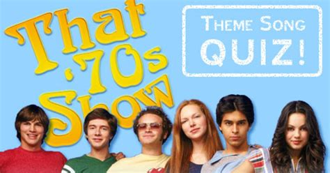 """Do You Know The """"That 70s Show"""" Theme Song?   Playbuzz"""