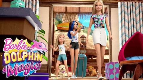 Best Tropical Resort Ever! | Dolphin Magic | Barbie - YouTube
