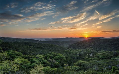 The Texas Hill Country in 100 Words (Or Less)
