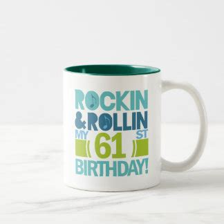 61st Birthday Gifts - T-Shirts, Art, Posters & Other Gift