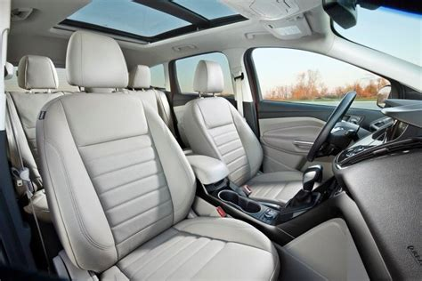 Used 2016 Ford Escape Review & Ratings | Edmunds