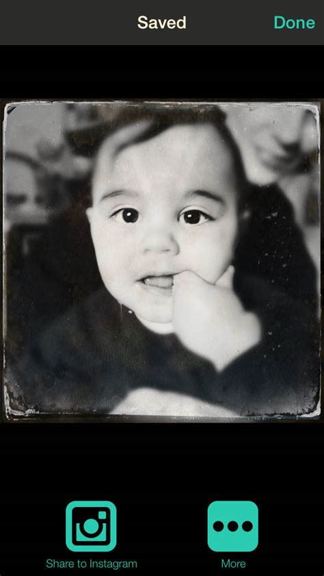How To Use TinType App To Create Beautiful Vintage iPhone