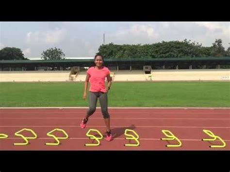20 Mini Hurdle Drills for Speed, Quickness, and Agility