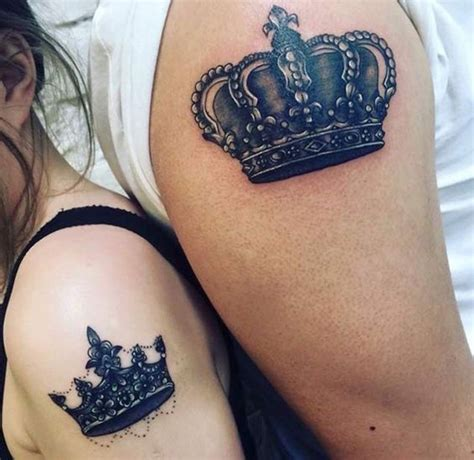 30+ Beautiful Crown Tattoo Designs That Would Make You