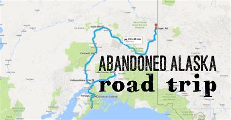 We Dare You To Take This Road Trip To Alaska's Most