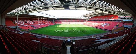 Liverpool FC | Anfield | Football League Ground Guide