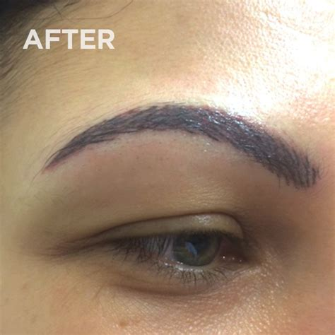 Semi-Permanent Eyebrows - Gemma Kennelly Permanent Makeup