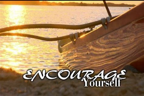 Encourage Yourself - Nice Quote • Crunchify