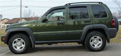 Sell used 2007 Jeep Liberty Sport 4x4 Trail Rated in Very