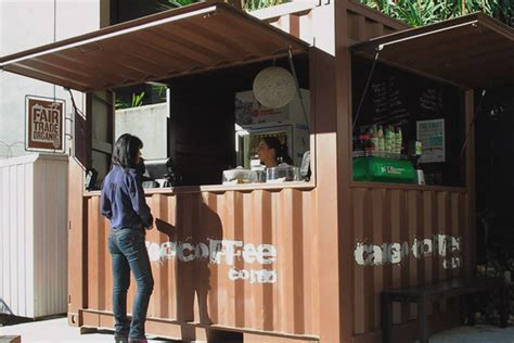 Cafes & Food Catering Units For Sale | Shipping Containers