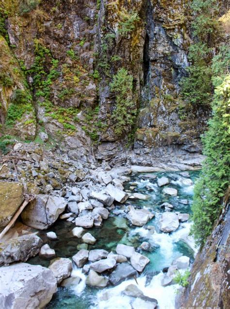 Othello Tunnels, Hope, BC | gastrofork | Vancouver food
