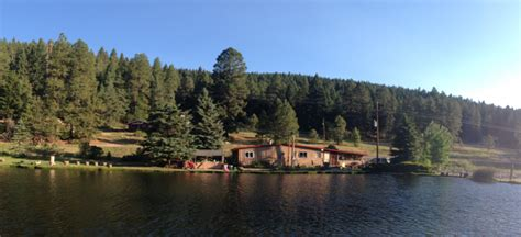 Silver Springs RV Campground and Trout Pond - Cloudcroft