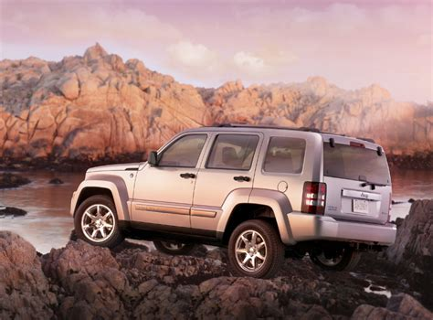 PRESS RELEASE: 2008 Jeep® Liberty – All-new From the