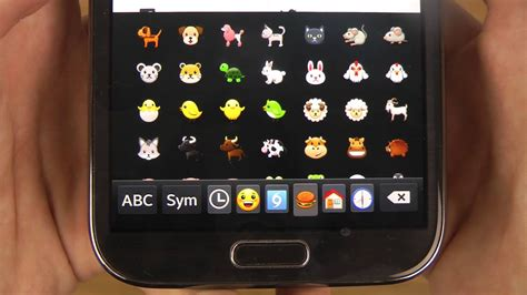 Samsung Galaxy Note 2 Android 4