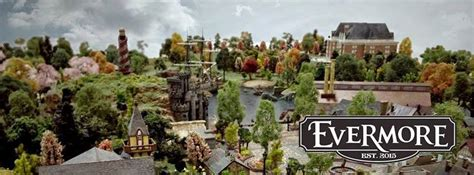 'Evermore Park' set to open later this year - COASTER-net