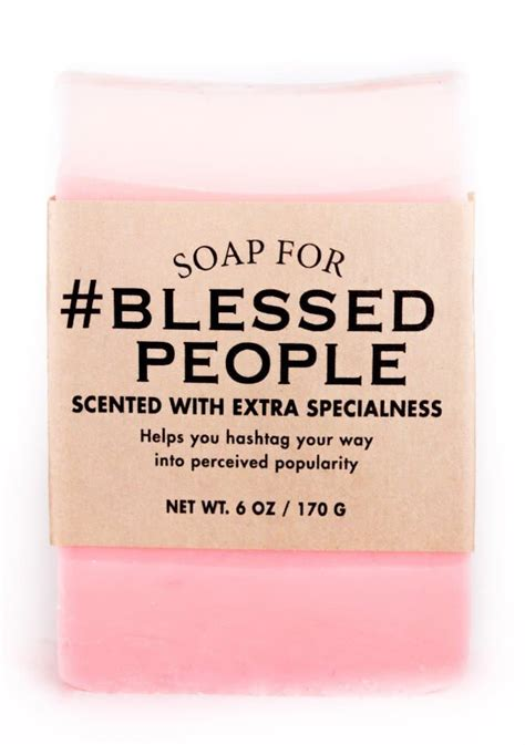 Quirky Bar Soap has Hilarious Names and Even Funnier Scents